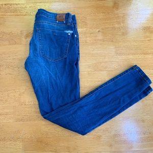 Mango Denim Jeans Elektra Skinny Jeans Size 4